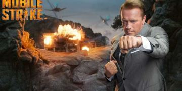 Mobile Strike - Arnold's One Liners